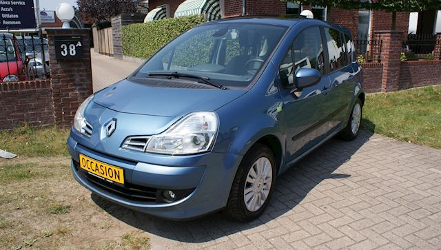 Renault Grand Modus 1.2 tce panorama
