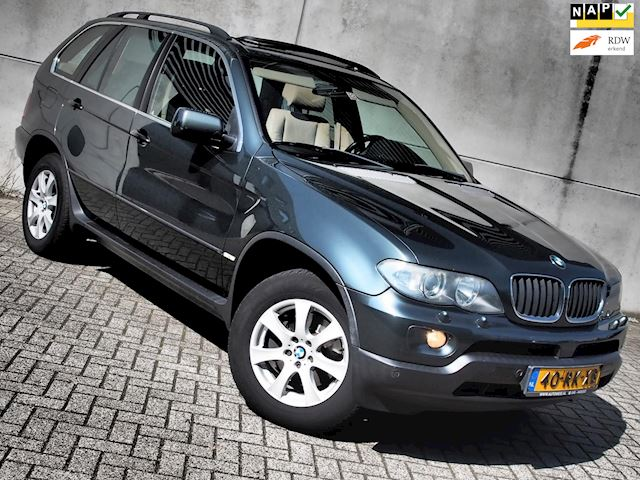 BMW X5 4.4i High Executive FACELIFT 320PK PANODAK NAVI NETTE STAAT