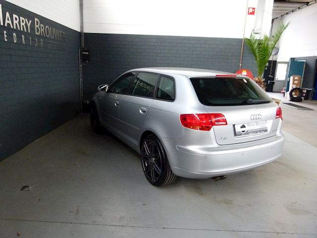 Audi A3 Sportback 2.0 TDI Ambition Pro Line Nieuwstaat auto