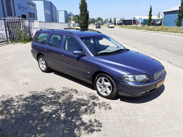 Volvo V70 2.4 D5 Geartronic Black Sapphire Edition II