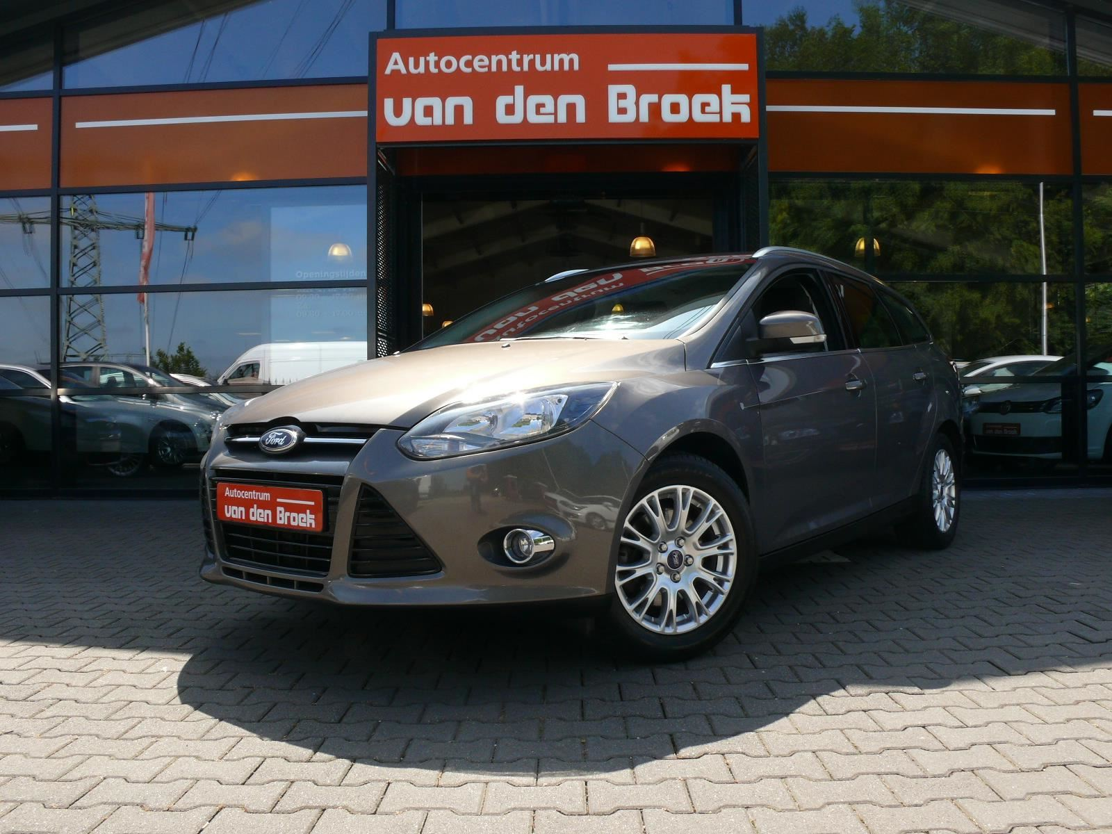 Ford Focus Wagon occasion - AutoCentrum A. van Den Broek