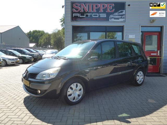 Renault Grand Scénic occasion - Auto Snippe