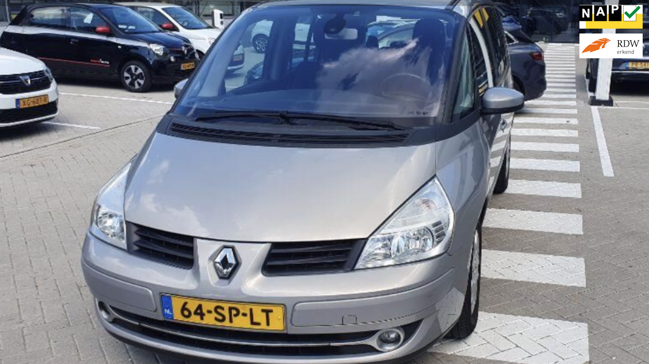 Renault Espace occasion - ABV Holland