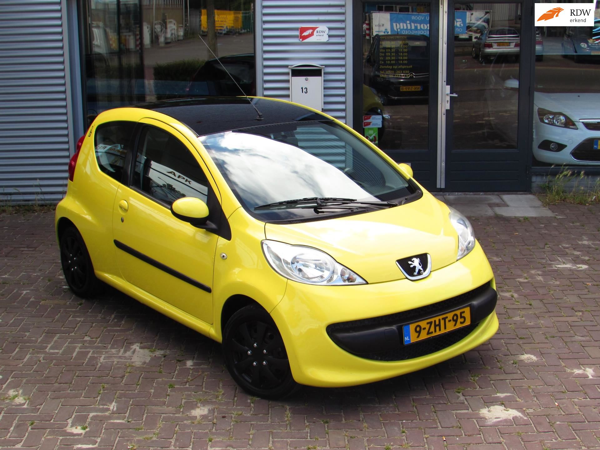 Peugeot 107 occasion - D&M Cars