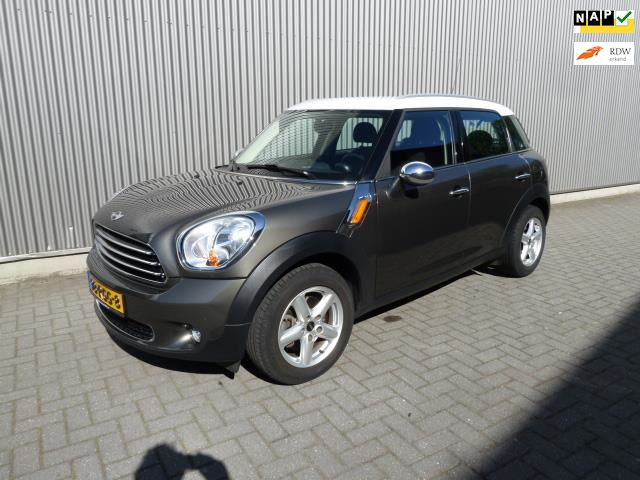 Mini Mini Countryman occasion - Auto040
