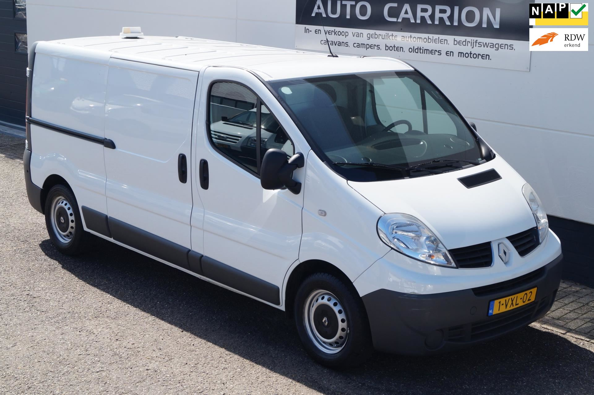 Renault Trafic occasion - CARRION