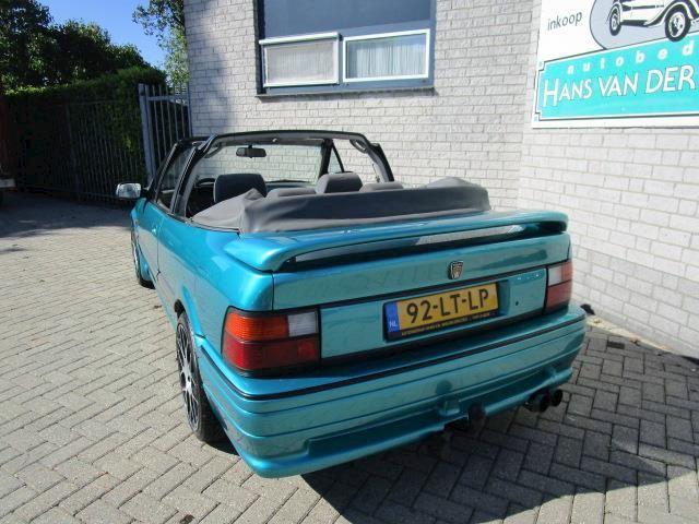 Rover 200 214 Cabrio