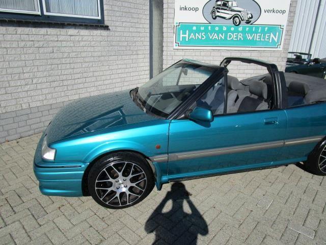 Rover 214 Cabrio
