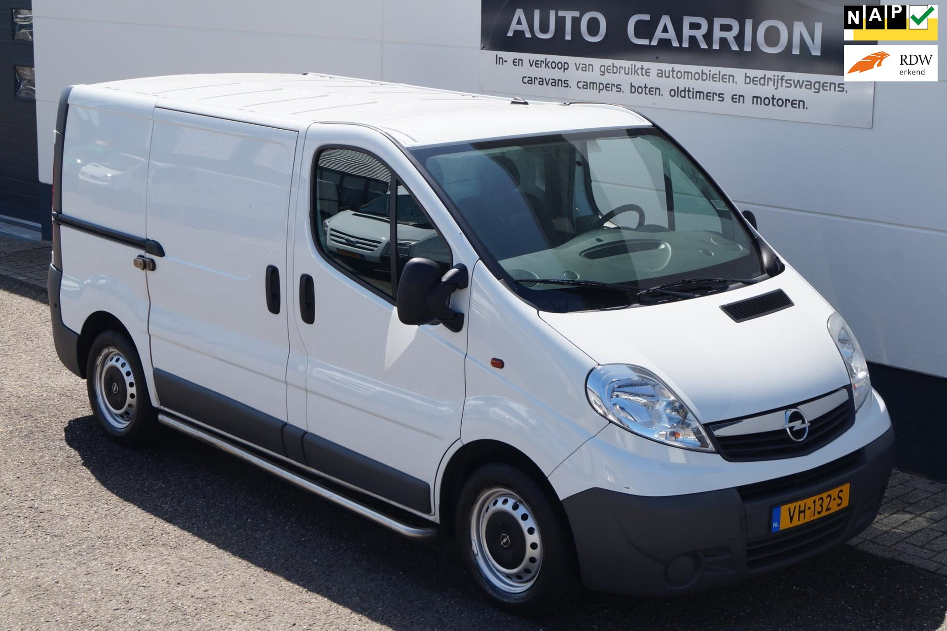 Opel Vivaro occasion - CARRION