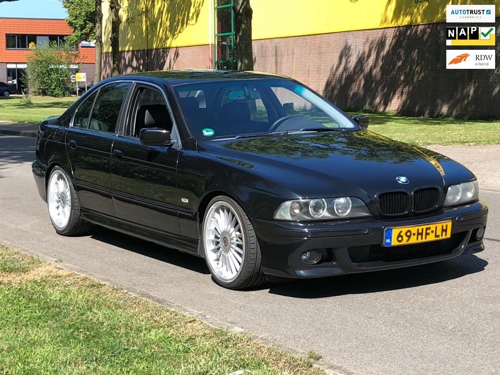 Bmw 5 Serie 525i M Pakket Alpina Velgen E39 Boekjes