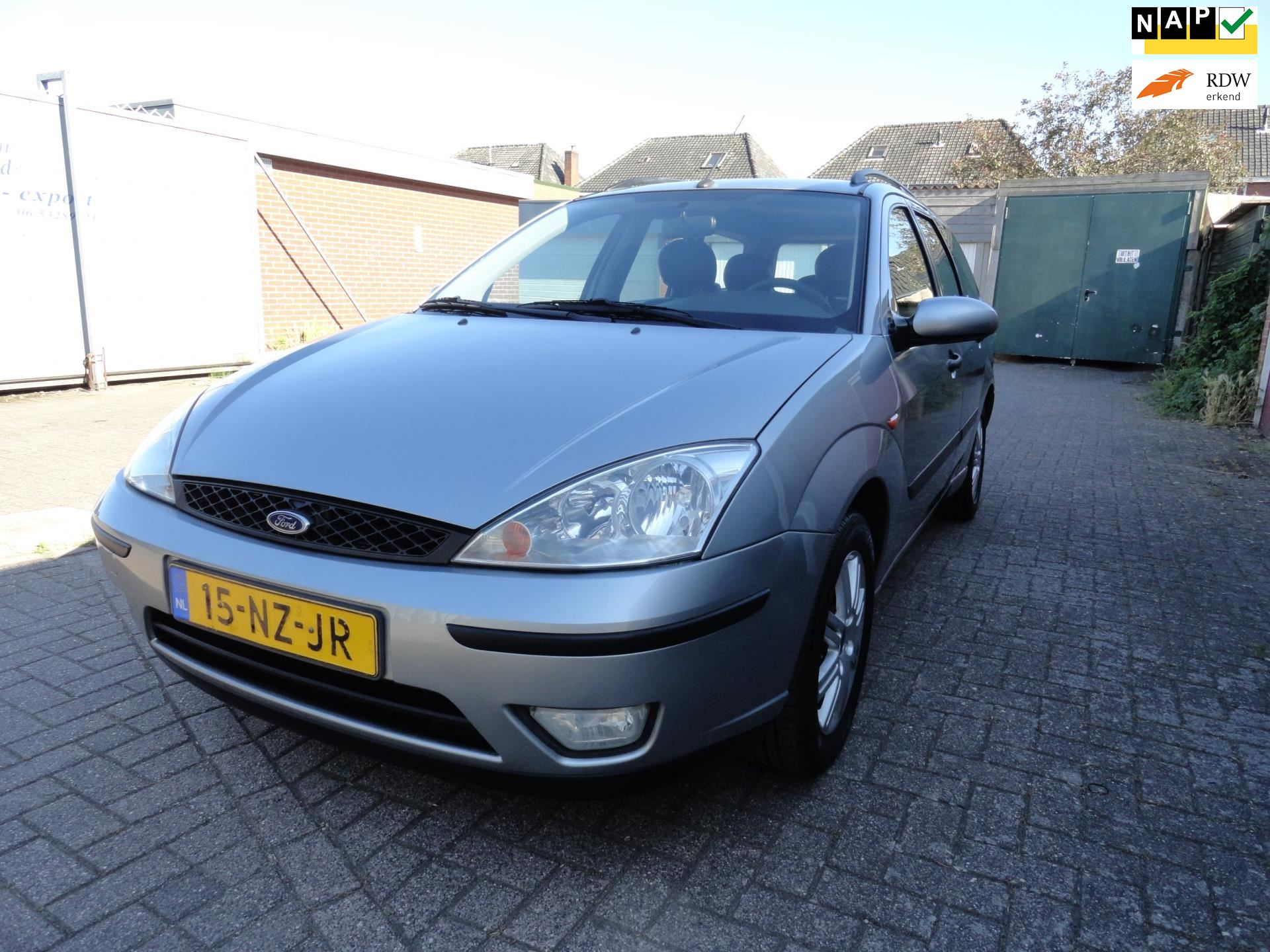Ford Focus Wagon occasion - Autobedrijf Abouzeid