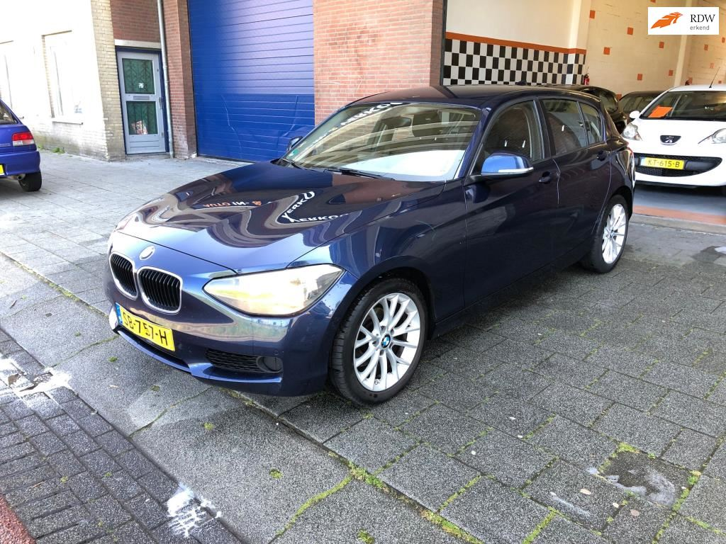 BMW 1-serie occasion - AcerCars