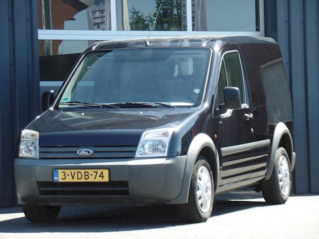 Ford Transit Connect T200S 1.8 TDCi Airco, 110.000 KM! , Trekhaak, Elektriche ramen, Radio CD