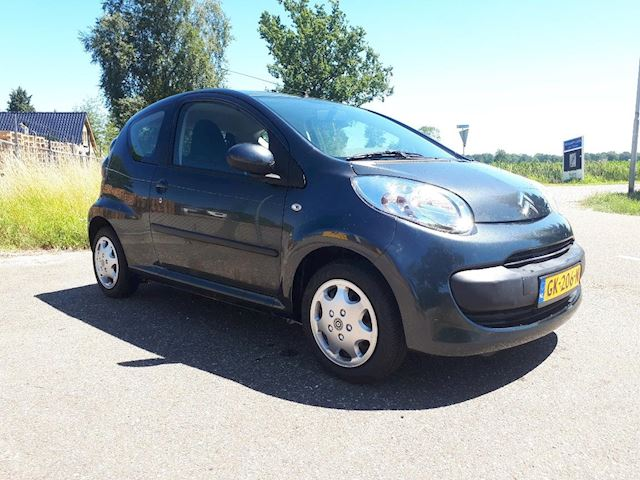 Citroen C1 1.0-12V Séduction MET VOL JAAR A.P.K.  AIRCO