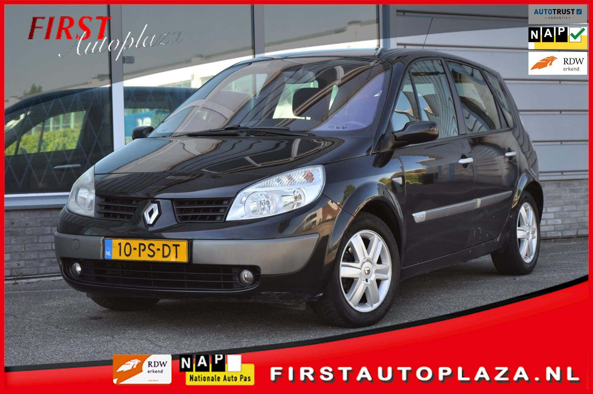 Renault Scénic occasion - FIRST Autoplaza B.V.