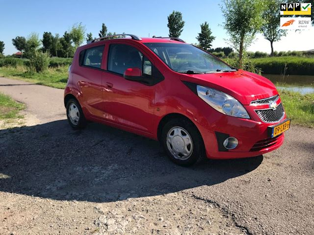 Chevrolet Spark occasion - Duizendstra Automotive