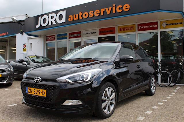 Hyundai I20 1.4i i-Catcher