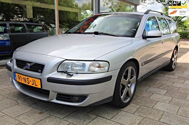 Volvo V70 2.5 R Geartronic 300pk! | Automaat | Youngtimer
