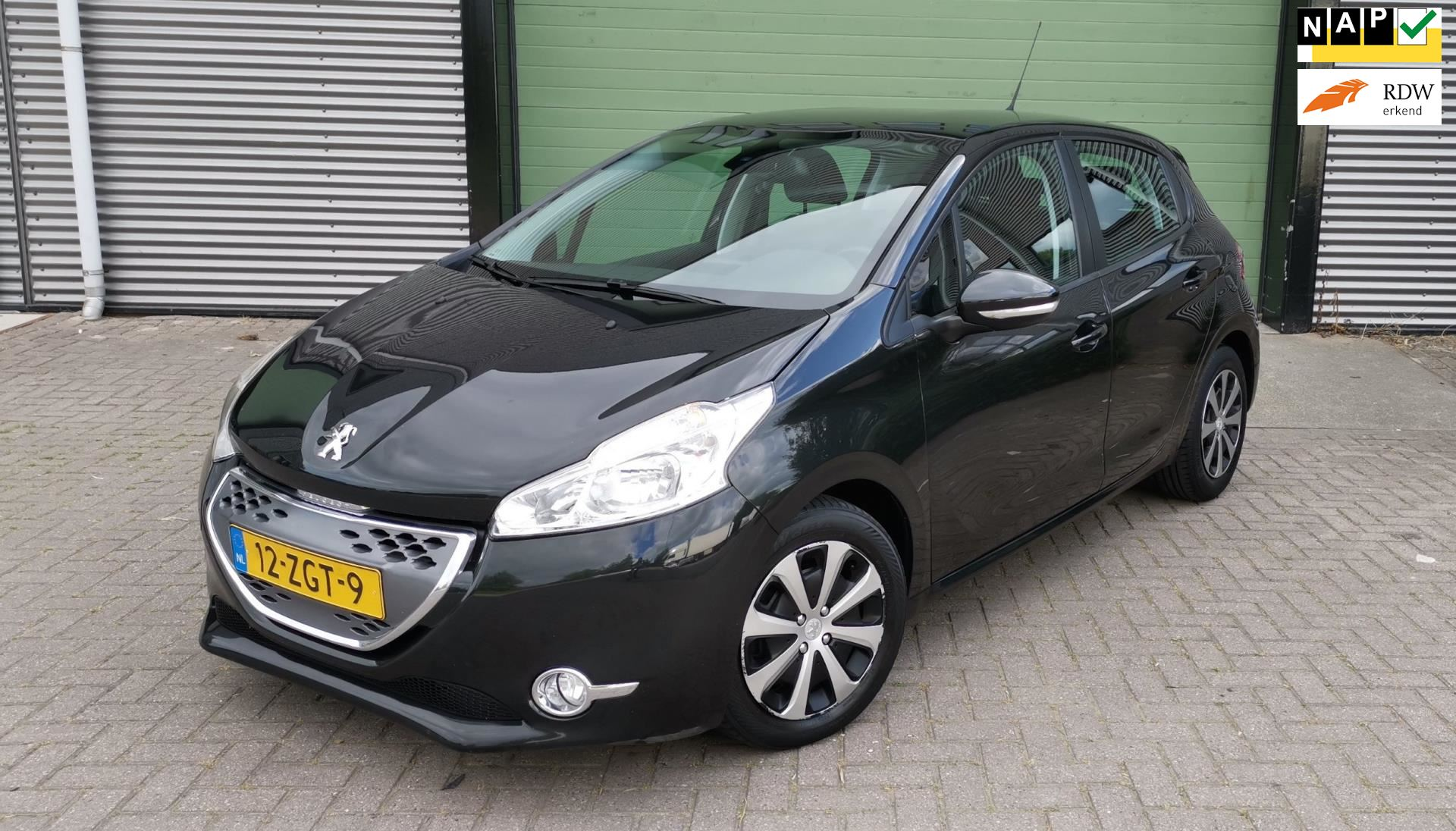 Peugeot 208 occasion - Car Trade Nass