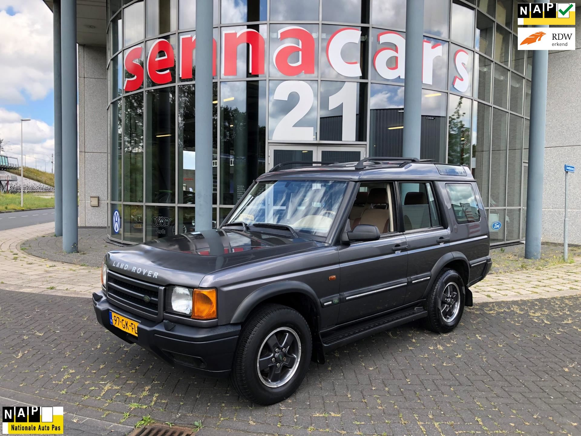 Land Rover Discovery 2 occasion - Senna Cars