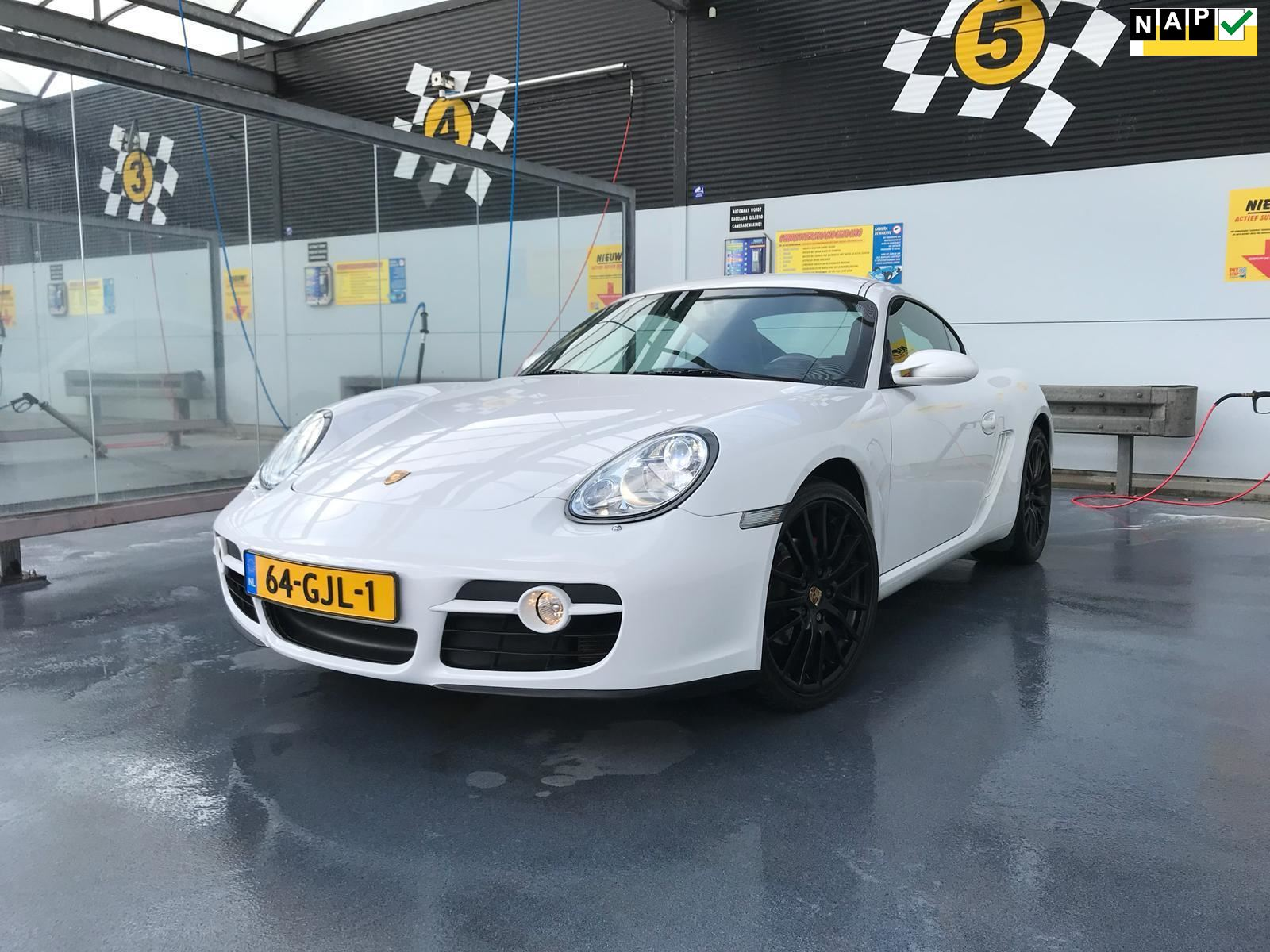 Porsche Cayman occasion - Pitstop Car Trading