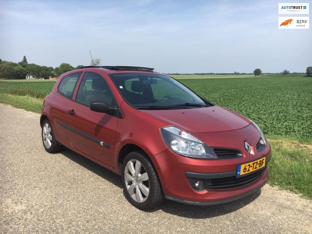 Renault Clio occasion - Autohandel Hulst