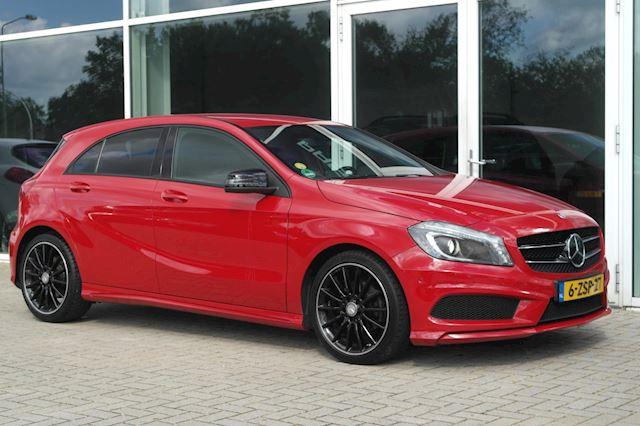 Mercedes-Benz A-klasse 180 CDI Ambition AMG Pakket, Black Optic #