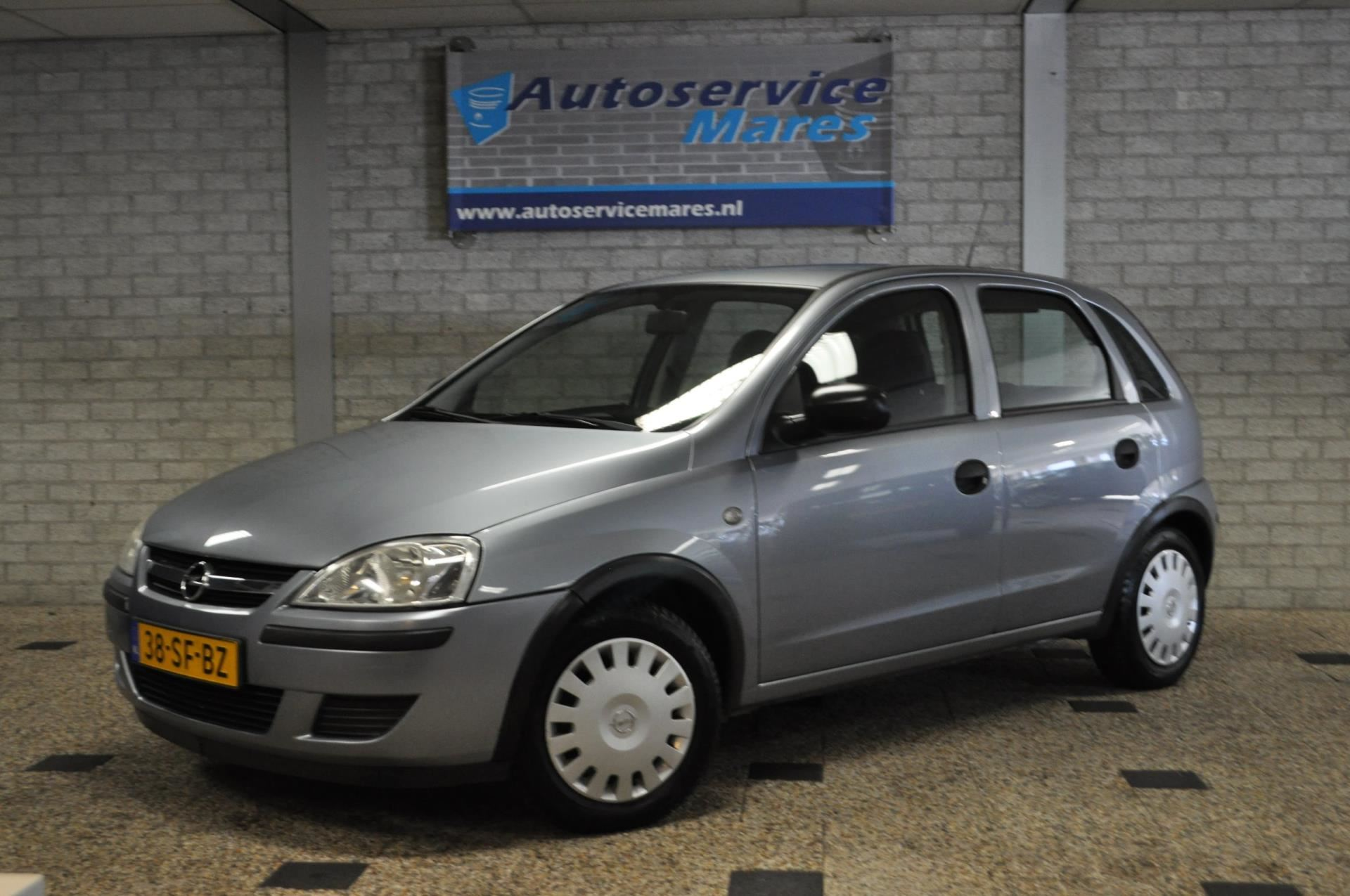 Opel Corsa occasion - Autoservice Mares