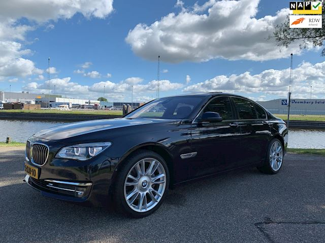 BMW 7-serie 740d xDrive Individual Full Options 97dkm