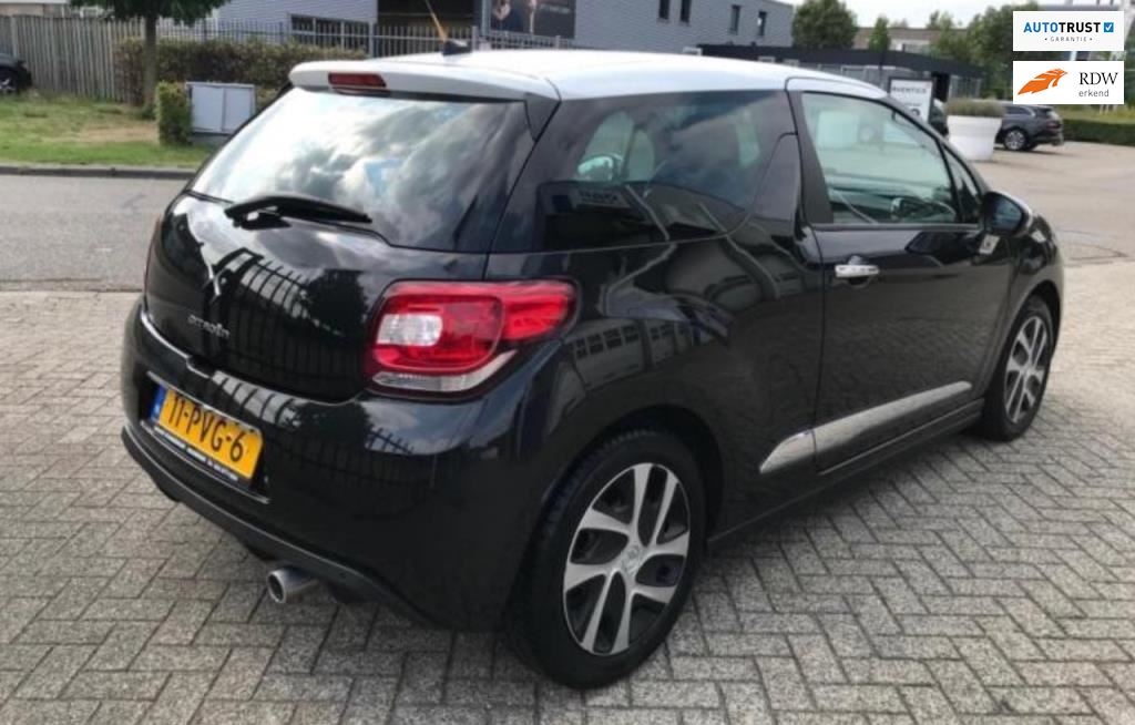 Citroen DS3 occasion - Autohandel Hulst