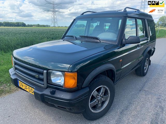 Land Rover Discovery 2.5 Td5 XS Yongtimer
