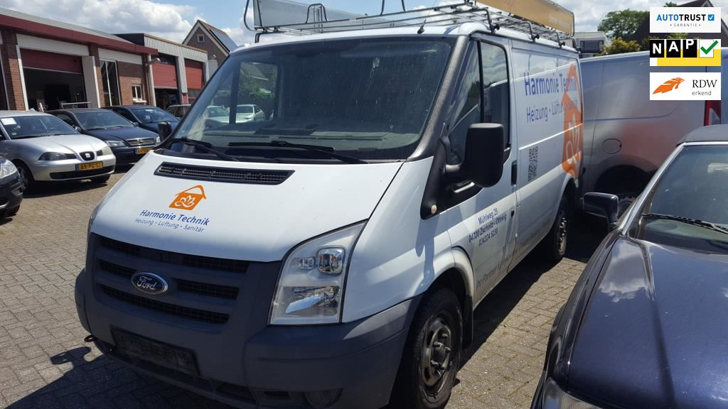 Ford Transit occasion - Auto Exprezz