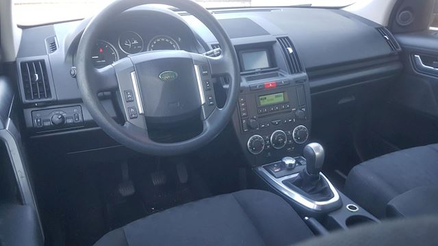Land Rover Freelander 2.2 TD4 S