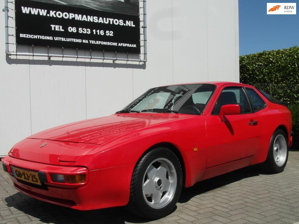 Porsche 944 occasion - Koopmans Auto's