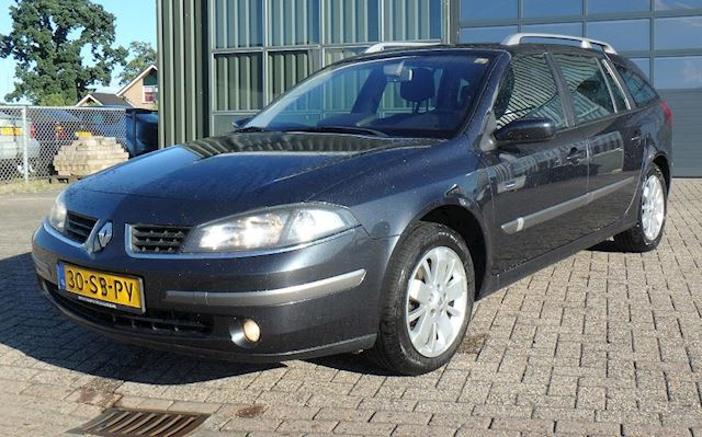 Renault Laguna Grand Tour 1.9 dCi Tech Road  NAVI  KLIMA