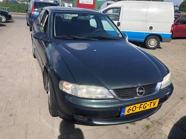 Opel Vectra 2.0 DTL Business Edition