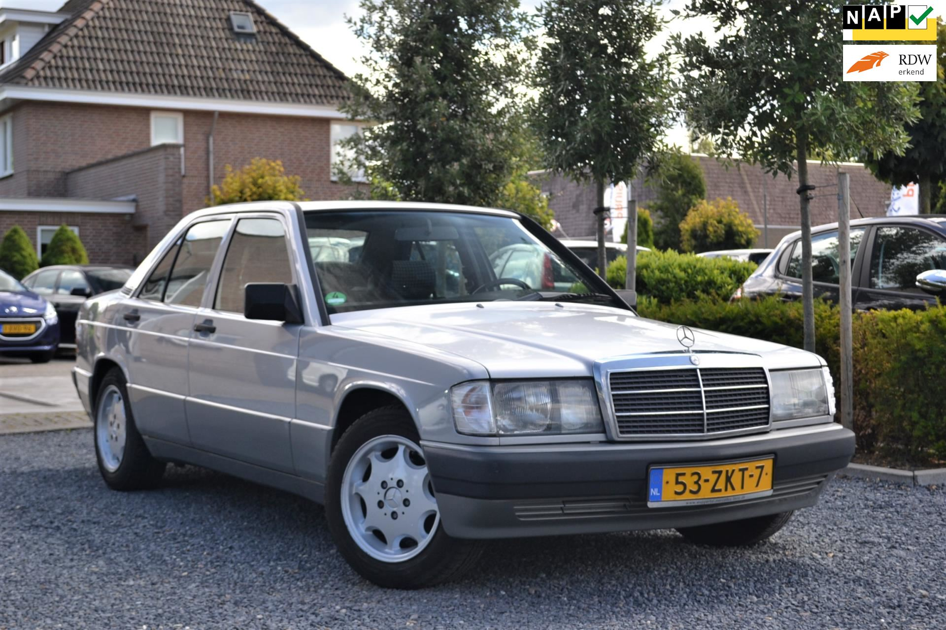 Mercedes-Benz 190-serie occasion - Auto`s `t Harde