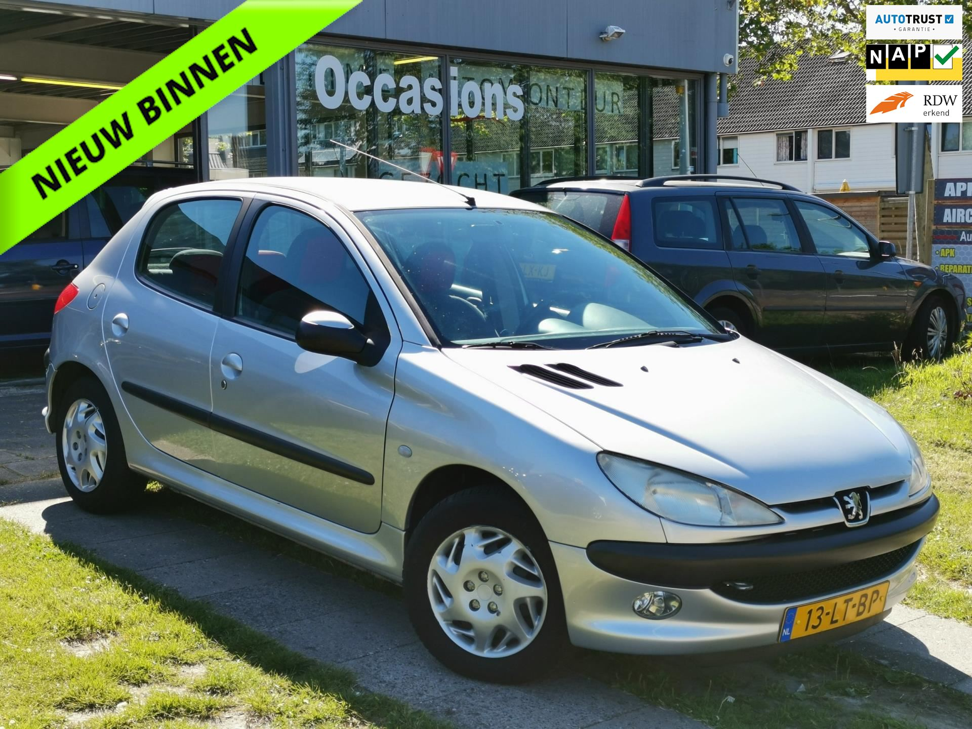 Peugeot 206 occasion - Loyaal Auto's