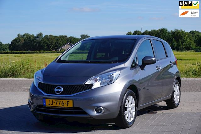 Nissan Note 1.2 Connect Edition *AIRCO*NAVIGATIE*