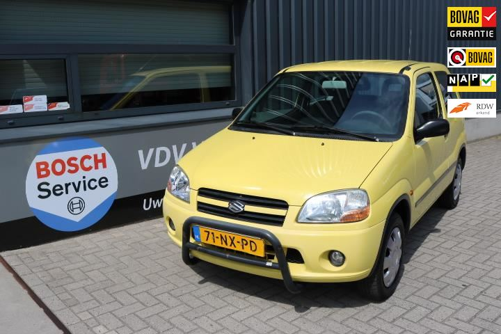 Suzuki Ignis occasion - VDV Automotive BV