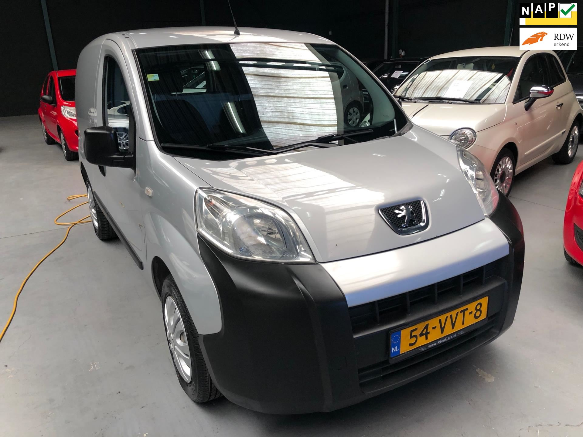 Peugeot Bipper occasion - Rico Cars