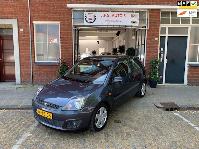 Ford Fiesta occasion - JFG Auto's