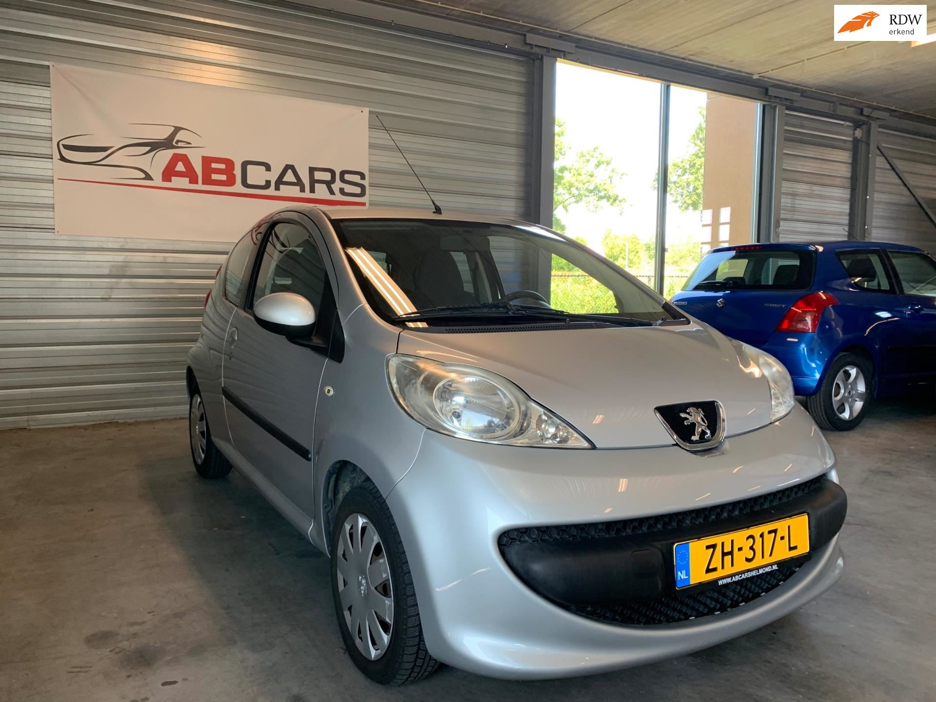 Peugeot 107 occasion - AB Cars