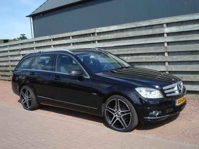 Mercedes-Benz C-klasse Estate 180 K BlueEFFICIENCY Business Edition Elegance
