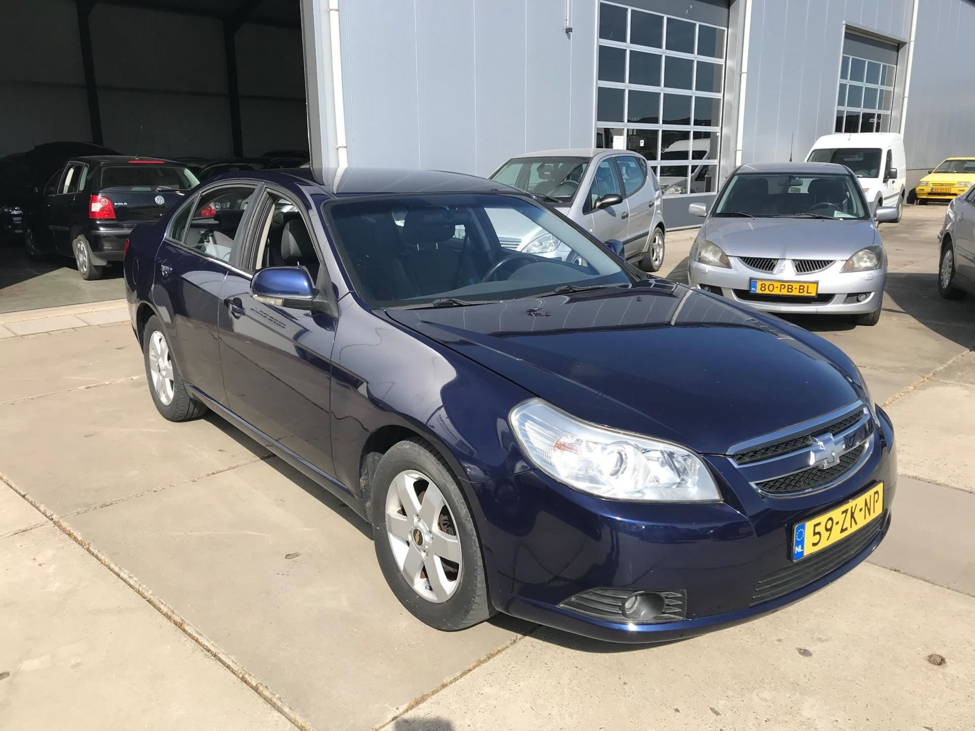 Chevrolet Epica 20i Class Limited Edition Euro4 1jaar
