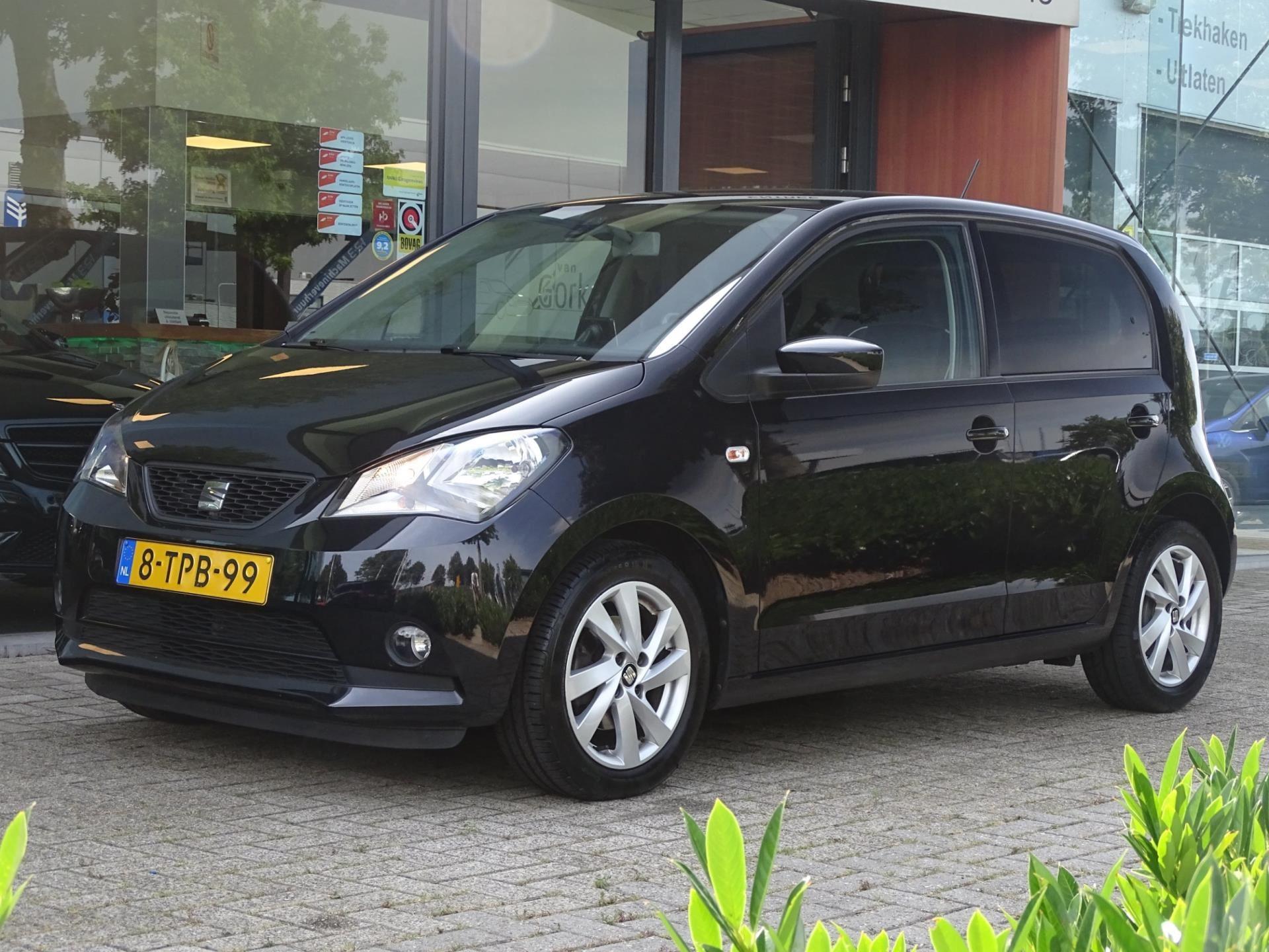 Seat Mii occasion - Autobedrijf van Gorkum