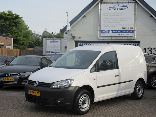Volkswagen Caddy 1.6 TDI BMT 98100km nap?cruise/airco topstaat!