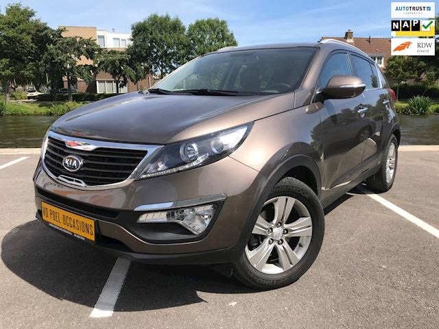 Kia Sportage 1.6 GDI ISG X-ecutive Plus Pack CLIMA TREKHAAK