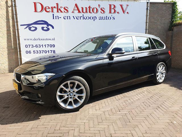 BMW 3-serie Touring 318d High Executive Leer Clima Navi
