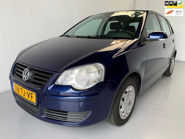 Volkswagen Polo 1.4 TDI Optive Airco Radio/cd Elek.ramen